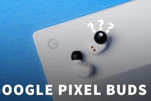Google Pixel Buds 2 - Cạnh tranh với Apple Airpods và Echo Buds