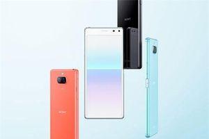 Sony ra mắt smartphone chống nước, camera kép, giá gần 12 triệu