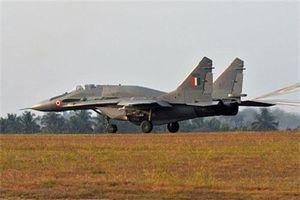 Ấn Độ thay thế nhanh MiG-21 Bison bằng MiG-29UPG