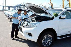 Nhập khẩu dầu thô, ôtô tiếp tục giúp thu ngân sách hải quan tăng mạnh