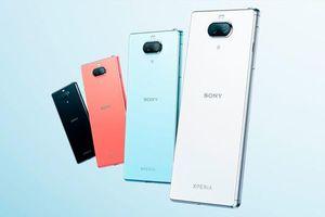 Sony ra mắt Xperia 8: Chip Snapdragon 630, camera kép, giá gần 12 triệu đồng