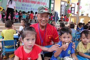 Dư Lập Phi người xứ Đài mang tình yêu đến Việt Nam