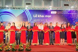 Hơn 350 doanh nghiệp tham gia Hội chợ quốc tế hàng công nghiệp Việt Nam 2019