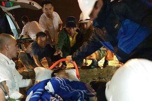 Cứu thuyền viên bị dập nát hai chân, dập sườn trên Vịnh Bắc Bộ