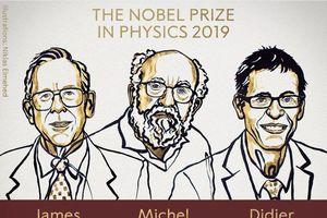 Giải Nobel Vật lý 2019 tôn vinh 2 nghiên cứu đột phá về vũ trụ