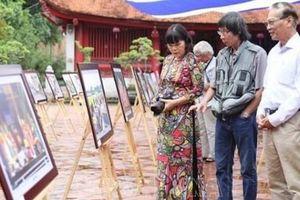 Một Hà Nội thân thiện và sáng tạo qua góc máy của các nghệ sĩ Thủ đô