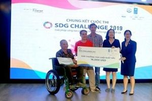 Tăng cường khả năng tiếp cận cho người khuyết tật