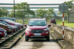 Ford EcoSport, Hyundai Kona, Honda HR-V đồng loạt giảm giá