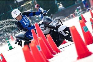 Honda Việt Nam giành chiến thắng cuộc thi lái xe an toàn tại Nhật Bản