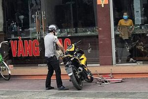 Bắt nghi phạm cướp tiệm vàng ở Quảng Ninh