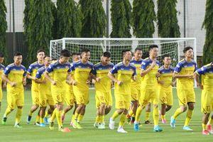 HLV Park Hang-seo chốt danh sách 23 cầu thủ Việt Nam đấu với Malaysia