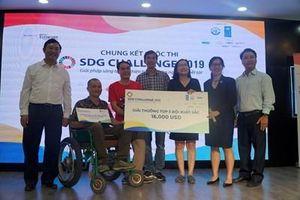 Tăng khả năng tiếp cận cho người khuyết tật