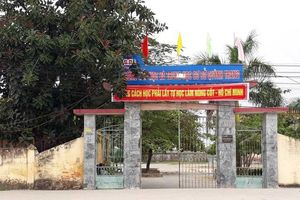 Xác minh thông tin thấy giáo ở Thái Bình bị tố 'gạ tình' học sinh cũ qua Facebook