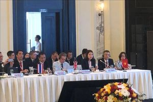 Khai mạc trọng thể Hội nghị Tổng cục trưởng Hải quan ASEM lần thứ 13