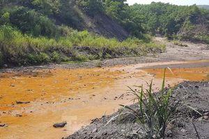 Quảng Ninh chỉ đạo làm rõ vụ nước thải chứa kim loại đổ thẳng ra vịnh Hạ Long