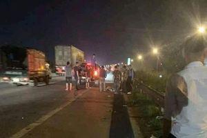 Vụ 3 nữ công nhân bị ô tô tông trên cao tốc: Thêm một nạn nhân 18 tuổi tử vong