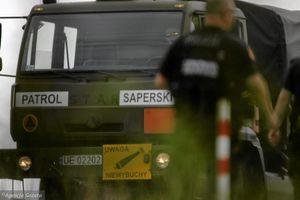Ba Lan: Bom thời thế chiến phát nổ, khiến hai binh sỹ thiệt mạng