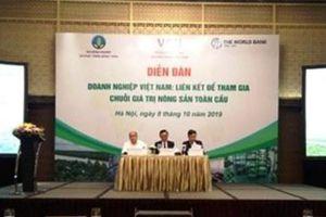 Doanh nghiệp Việt liên kết tham gia chuỗi giá trị nông sản toàn cầu