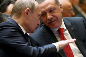 Erdogan và Putin bàn về chiến dịch sắp tới tại Syria