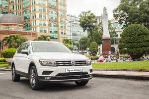 Cán mốc 1.000 xe Tiguan, Volkswagen Việt Nam ưu đãi cho khách mua xe