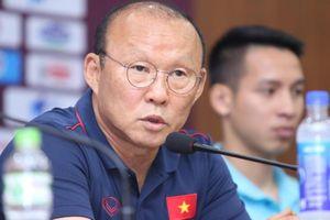 HLV Park Hang Seo tự tin sẽ chiến thắng Malaysia