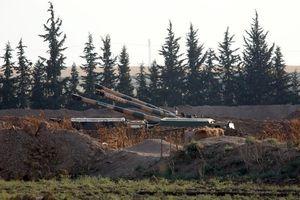 Thổ Nhĩ Kỳ khai hỏa vào Syria