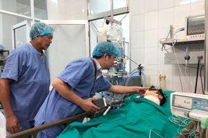 Xót thương hoàn cảnh anh thợ điện chết não hiến tạng giúp nhiều người hồi sinh