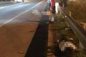 Nghẹn lòng trước gia cảnh của 3 nữ công nhân thương vong khi băng qua đường cao tốc