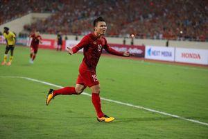Quang Hải rực sáng, tuyển Việt Nam lại khiến Malaysia 'ôm hận'