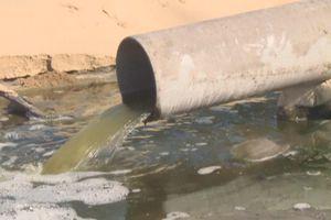 Xả nước thải gây ô nhiễm, chủ quán cơm Kiều Giang bị phạt 127 triệu