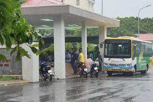 Đà Nẵng: Tài xế xe buýt té ngã tử vong