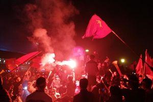 Công an TP. Hà Nội huy động 100% quân số bảo vệ trận Việt Nam - Malaysia