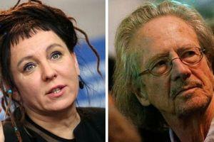 Hai tác giả nhận Nobel Văn chương