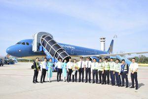 Khai thác đường băng số 2 sân bay Cam Ranh