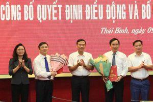 Nhân sự mới Thái Bình, Lai Châu, Hà Nội