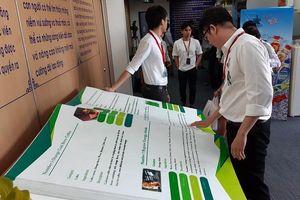 Xác lập kỉ lục cho cuốn sách 'THP - Innovation'