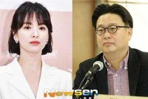Vừa được báo Anh bình chọn là mỹ nhân hàng đầu Hàn Quốc, Song Hye Kyo lại nhận mưa lời khen vì hành động này