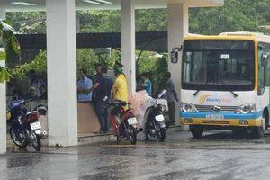 Tài xế xe buýt tử vong bí ẩn trong nhà vệ sinh ở Đà Nẵng