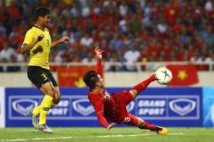 Kết quả trận Việt Nam vs Malaysia (1-0): Khi 'người Mã' lại gục ngã