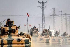 Gần 60 người thương vong trong cuộc tấn công của Thổ Nhĩ Kỳ vào Syria