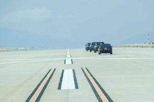 Chính thức vận hành đường băng số 2 Cảng hàng không quốc tế Cam Ranh