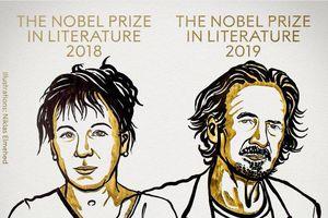 Giải Nobel Văn học 2018 và 2019 được trao cho hai nhà văn Ba Lan và Áo