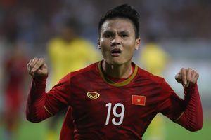 Việt Nam kiểm soát bóng ít hơn, nhưng thắng xứng đáng