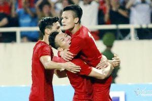 Việt Nam 1 - 0 Malaysia: Đêm Mỹ Đình rực lửa…