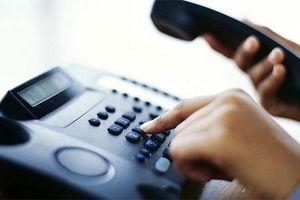 Người phụ nữ trình báo mất 11 tỷ đồng sau khi nghe cuộc điện thoại