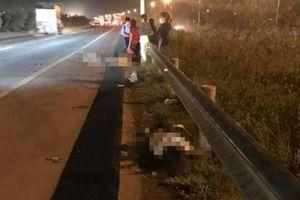 Sức khỏe nữ công nhân bị xe khách tông trên đường cao tốc hiện ra sao?