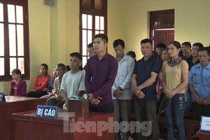 Tiếp tay 'lâm tặc', nhiều cán bộ Lạng Sơn hầu tòa