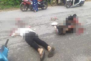 Yên Bái: Đâm trúng chó chạy ngang đường, chồng tử vong, vợ bị thương nặng