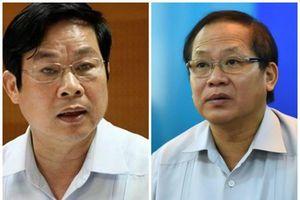 Khai trừ Đảng hai cựu Bộ trưởng Nguyễn Bắc Son, Trương Minh Tuấn liên quan vụ AVG
