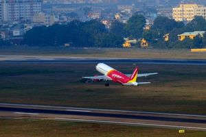 Hàng loạt chuyến bay đến Nhật Bản bị hủy vì siêu bão Hagibis